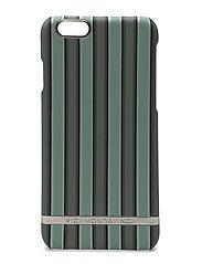 Kale Stripes - Silver details - GREEN