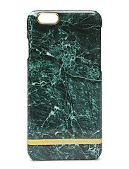 Green Marble Glossy Iphone 6/6S - GREEN MARBLE