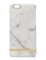 White Marble Glossy Iphone 6/6S - WHITE MARBLE