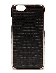 Framed Rose - Black Reptile Iphone 6/6S - BLACK REPTILE