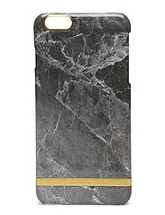 Grey Marble Glossy Iphone 6PLUS - GREY MARBLE