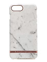 Richmond  &  Finch - White Marble