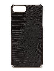 Framed Rosé - Black Reptile Iphone 7PLUS - BLACK REPTILE