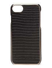 Framed Rosé - Black Reptile Iphone 7 - BLACK REPTILE