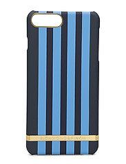 Riverside Satin Stripes Iphone 7PLUS - RIVERSIDE STRIPES