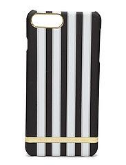Sharkskin Satin Stripe Iphone 7PLUS - SHARKSKIN STRIPES