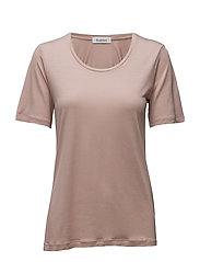 THE T-SHIRT - MISTY PINK