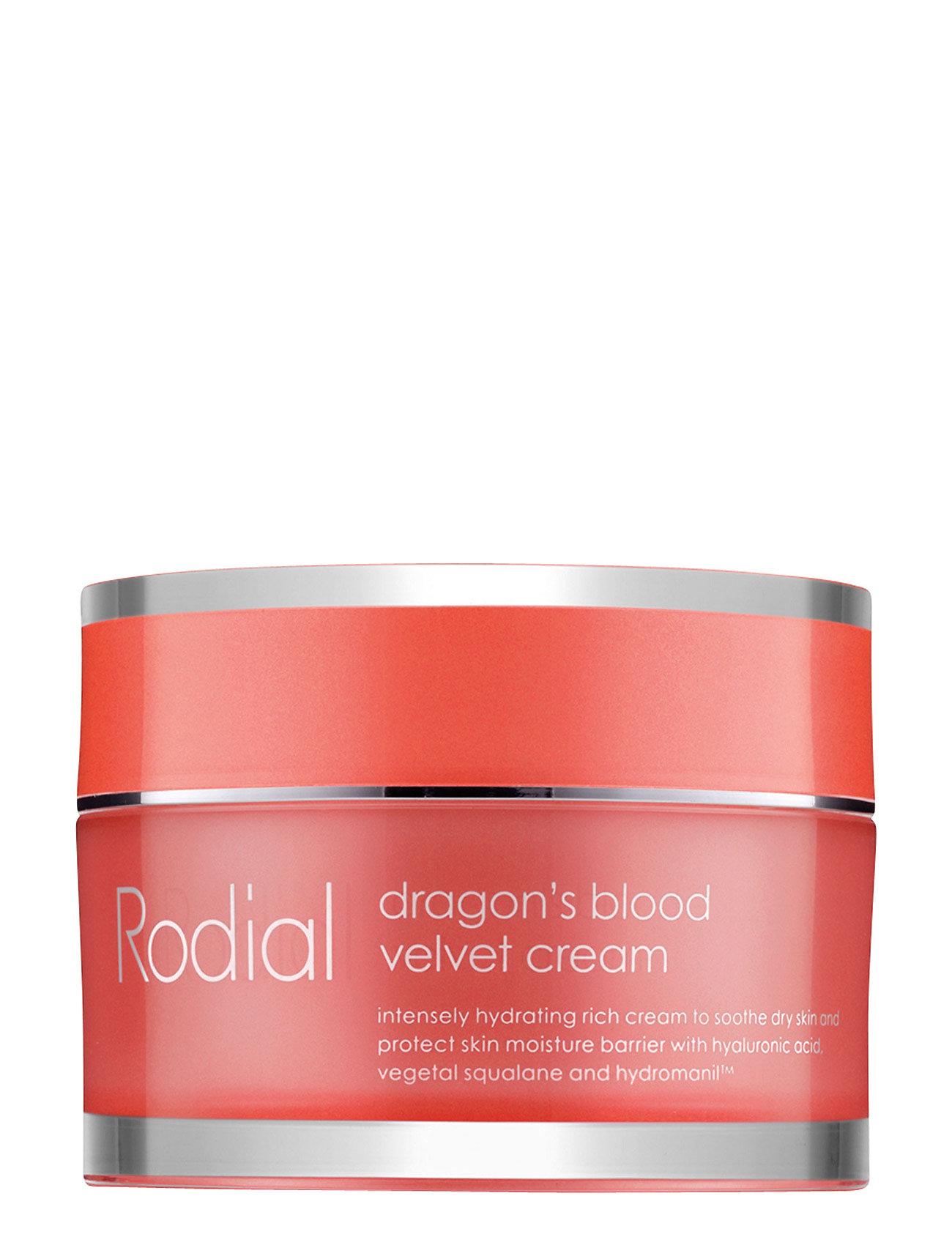 Dragonâ´s blood hyaluronic velvet cream fra rodial på boozt.com dk