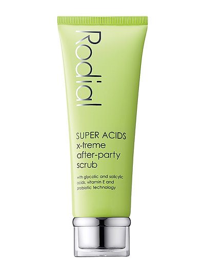 Super Acids X-treme After Party Scrub - CLEAR