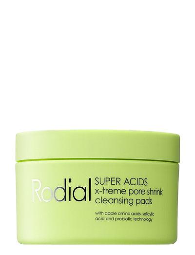 Super Acids X-treme Pore Shrink Cleansing Pads - CLEAR