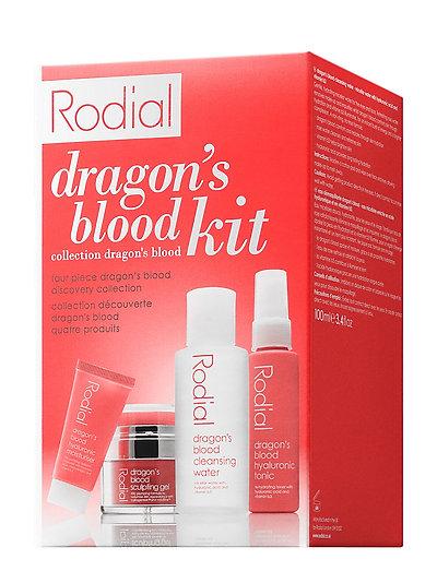 Dragon's Blood Kit - CLEAR