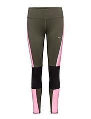 Shape nea long tights - KALE