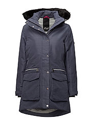 ALL WEATHER PARKA - INDIGO NIGHT
