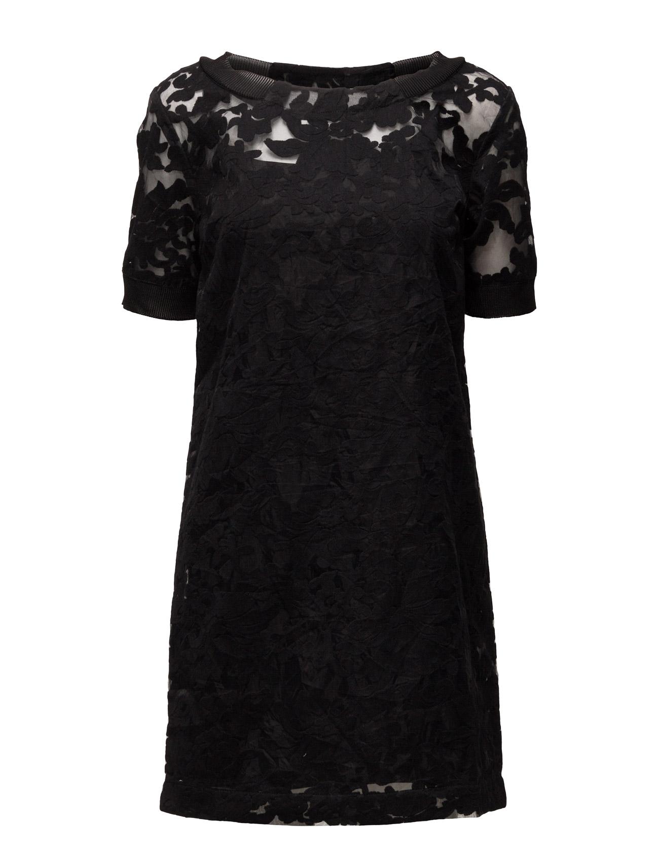 Dress Ss Rosemunde Korte kjoler til Kvinder i Sort