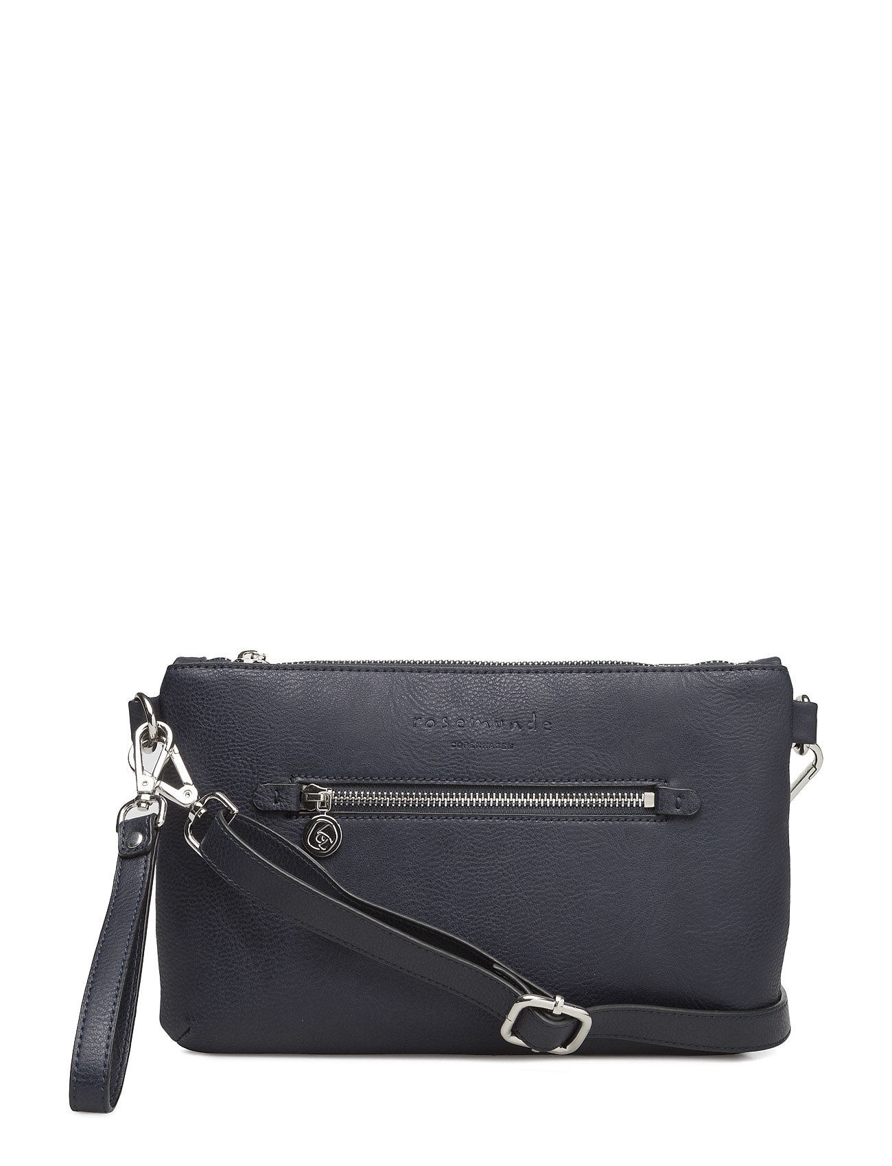 Clutch Rosemunde Små tasker til Damer i Mørkeblå