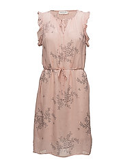 Dress ss - ROSE ROMANTIC PRINT