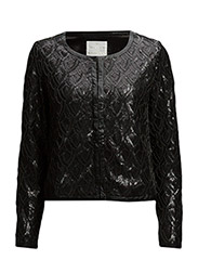 Jacket  ls - Black