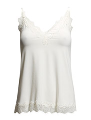 Strap top - IVORY