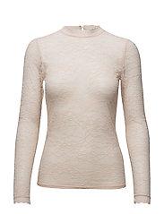 T-shirt Long Sleeve - SEPIA ROSE