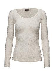 T-shirt regular ls - SOFT POWDER