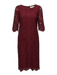 Dress 3/4 s - CABERNET