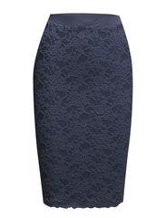 Skirt - Blue flint