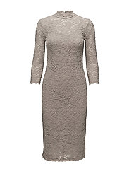 Dress 3/4 s - PORPOISE