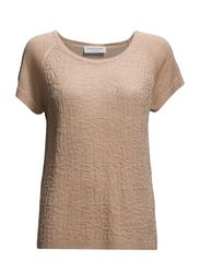 Pullover ss - Nude blend