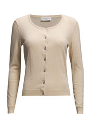 Cardigan ls - Light peach