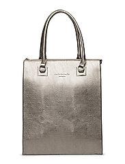 Bag medium - DARK ANTIQUE SILVER