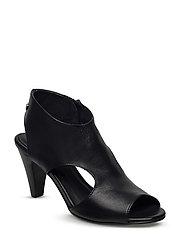 Shoes, high heel - BLACK