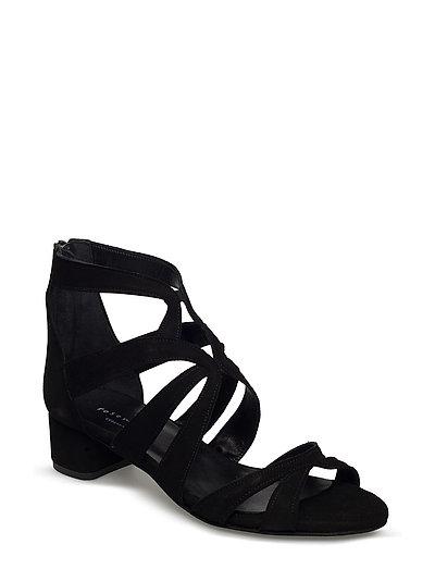 Sandals, Flat Heel