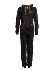 Hoody homesuit - Black