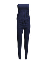 Strapless jumpsuit - Ensigne blue