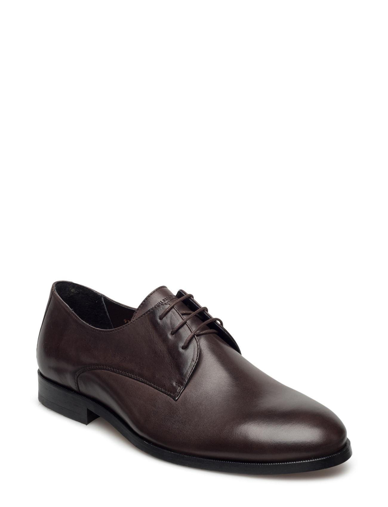 Cast Derby Shoe Classic Royal RepubliQ Business til Herrer i Brun