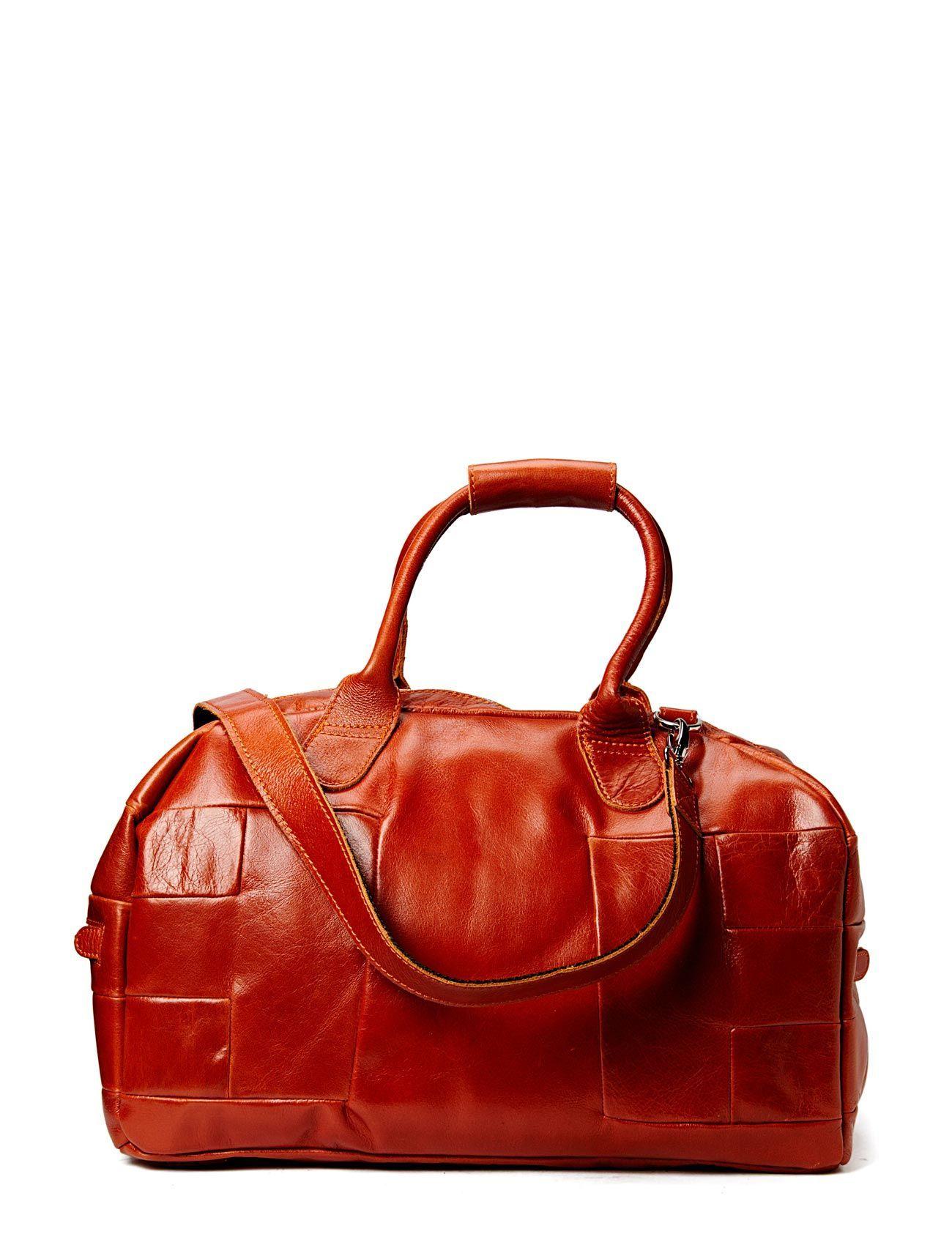 Ball Bag Royal RepubliQ Weekendtasker til Herrer i cognac