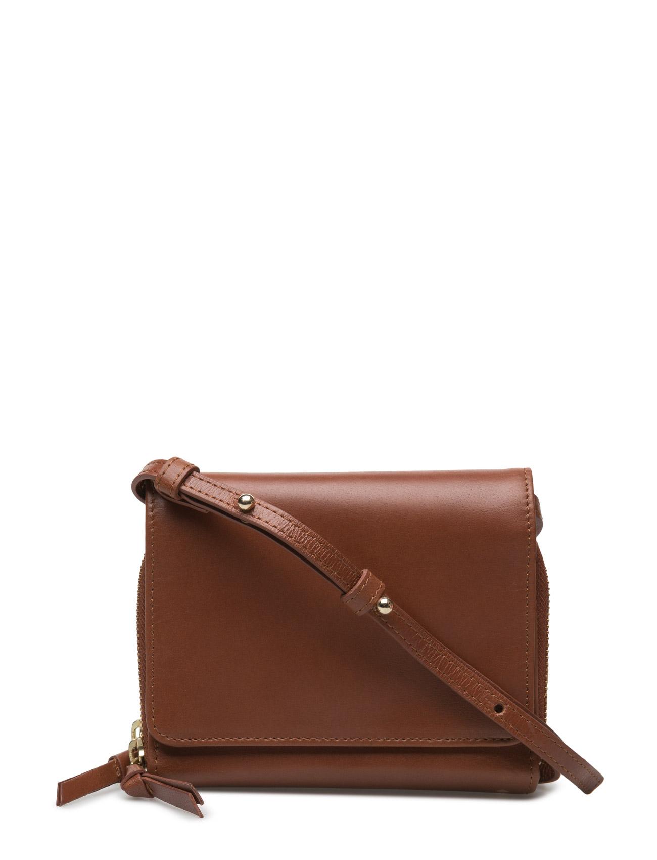 Raf Miniature Bag Royal RepubliQ Små tasker til Damer i cognac
