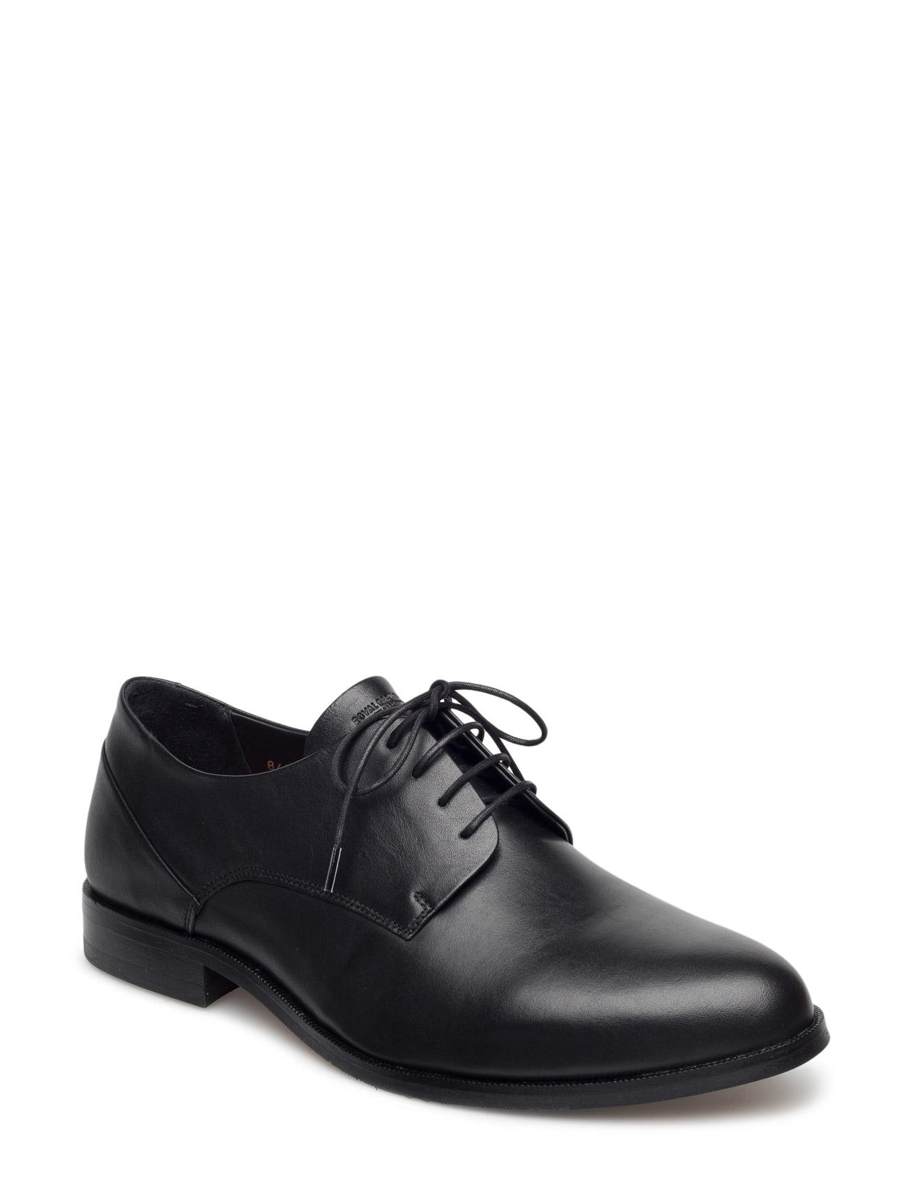 Border Derby Shoe Men Royal RepubliQ Sko til Mænd i Sort