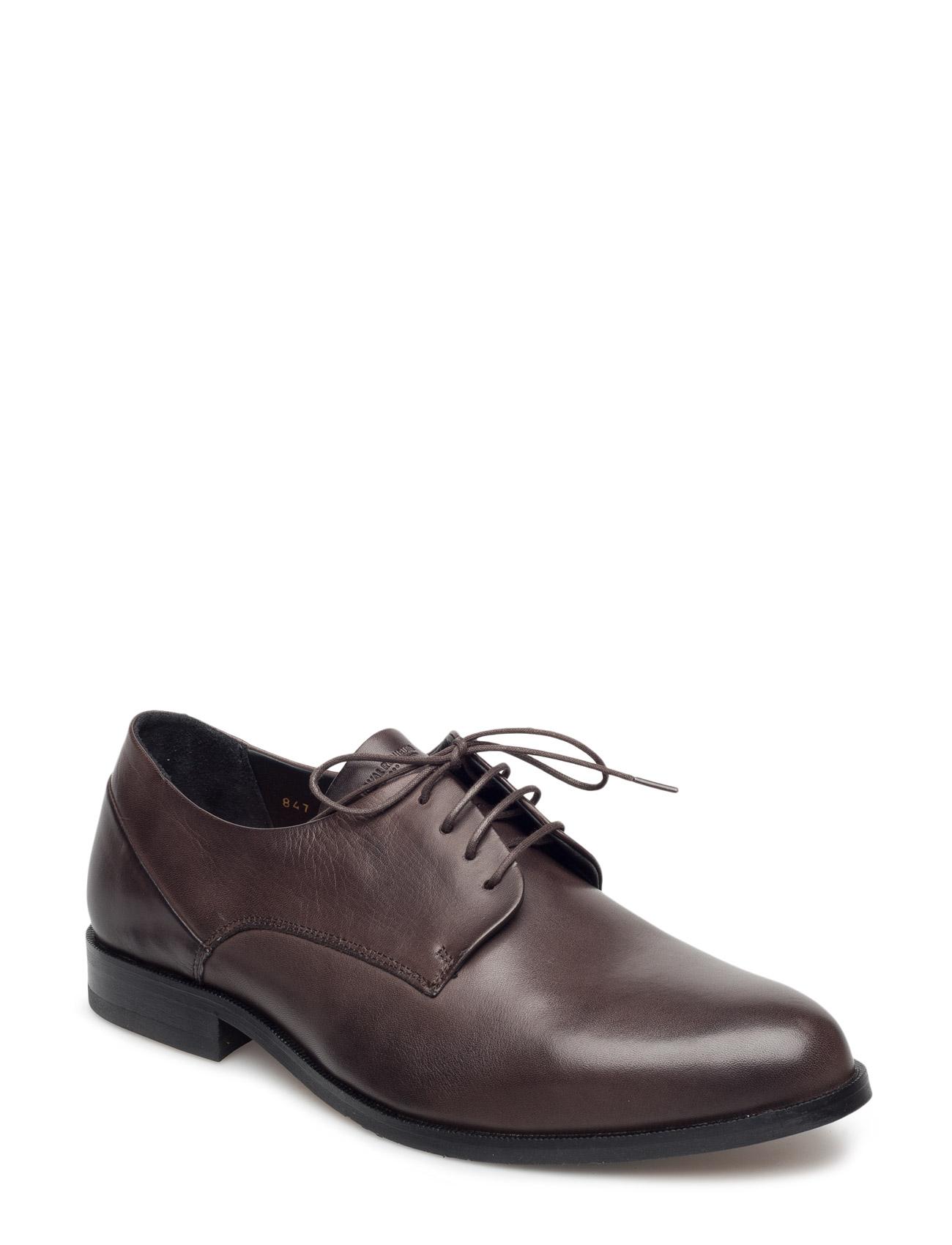 Border Derby Shoe Royal RepubliQ Business til Mænd i Sort