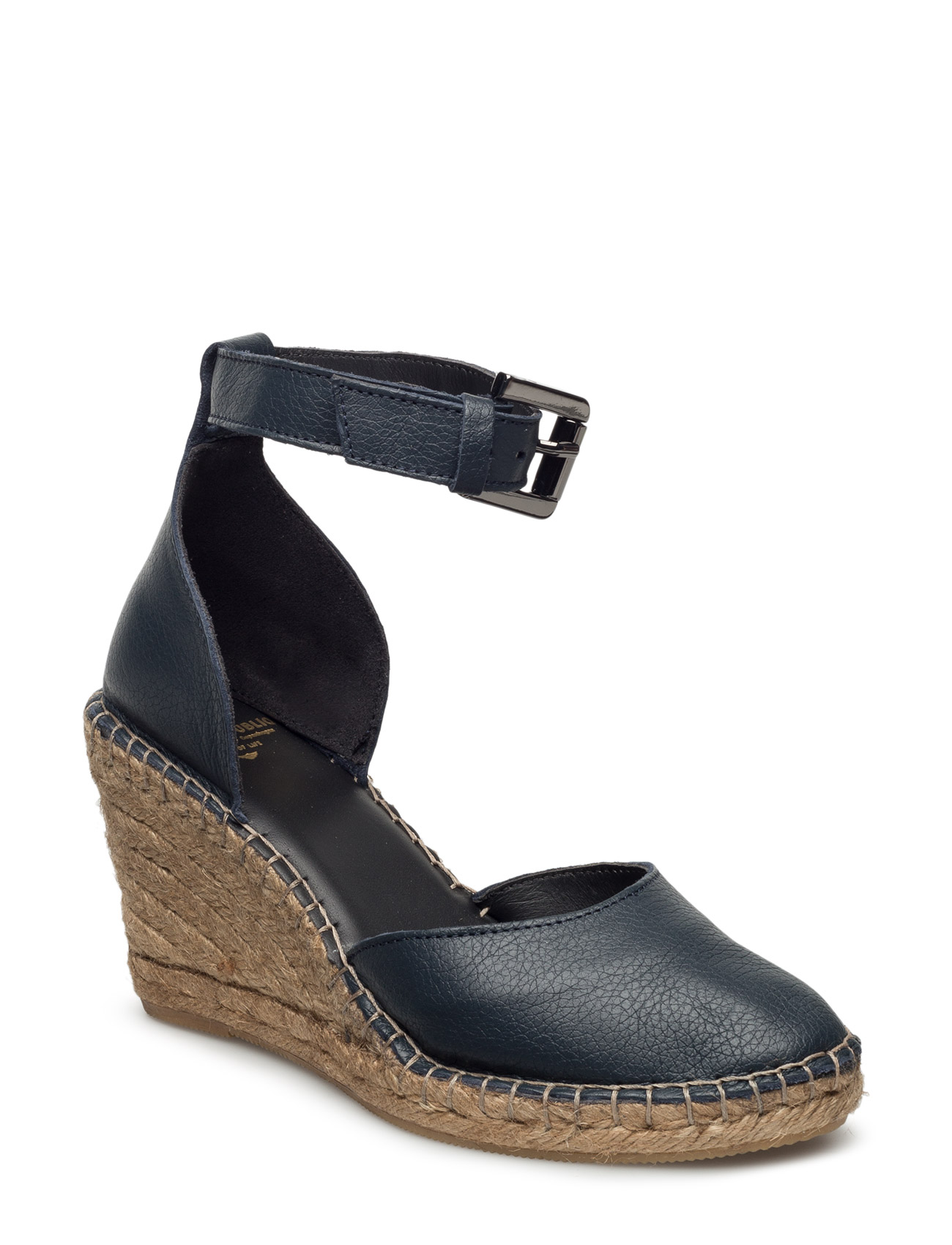 Wayfarer High Wedge Royal RepubliQ Espadrillos til Damer i Navy blå