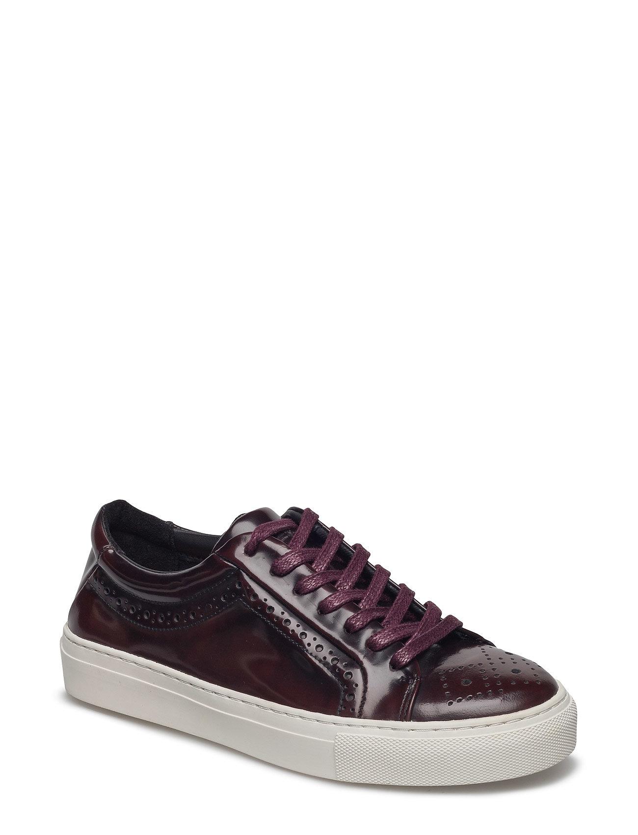 Elpique Brogue Shoe Royal RepubliQ Sneakers til Damer i Bordeaux