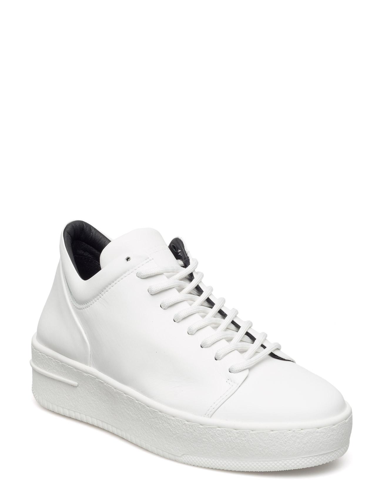 Seven20 Hi Shoe Wmn Royal RepubliQ Sko til Kvinder i hvid