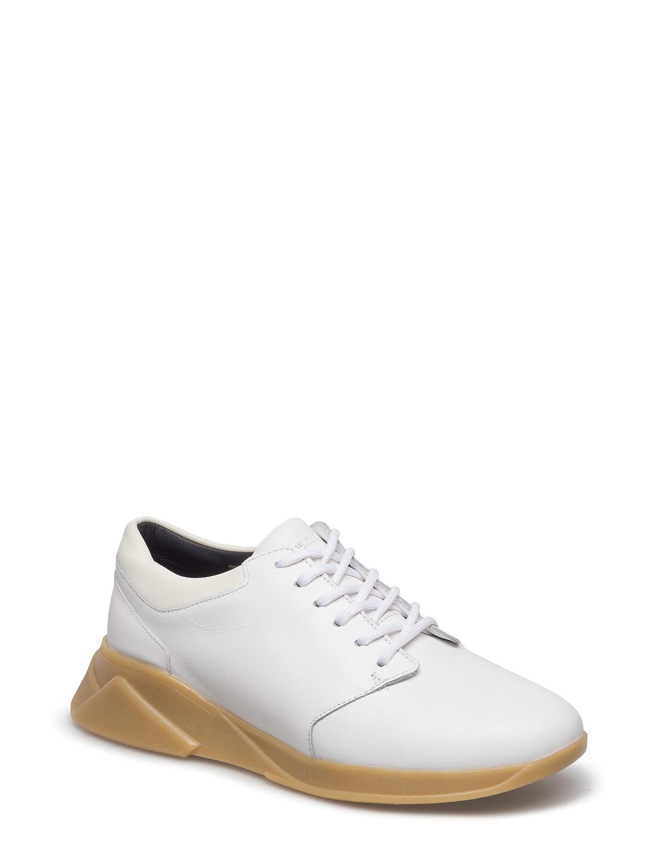 Force Derby Shoe Wmn Royal RepubliQ Sneakers til Damer i hvid