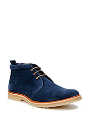Cast Creep midcut- suede - Navy