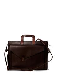 Trace Assym Bag - Brown