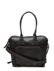 Countess Hand Bag - BLACK