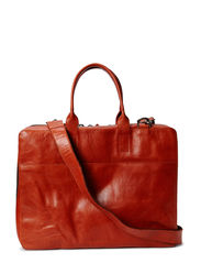 Gemin day bag - Cognac