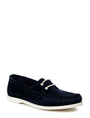Pacific boat shoe CASUAL Suede - Navy