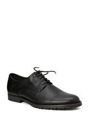 Nano Derby Shoe - Black