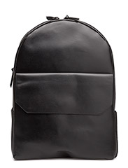 NEW COURIER BACKPACK - BLACK